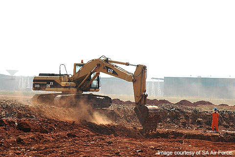 Caesar Tonga field is located in the Green Canyon area of the US Gulf of Mexico. Image courtesy of Anadarko Petroleum Corporation.