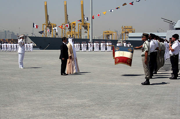 The wells are tied back to the Raroa FPSO.