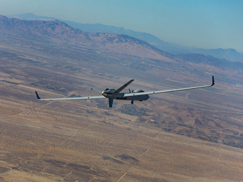 Hydrocarbons recovered from the field are sent to the Troll C platform for processing. Image courtesy of Øyvind Hagen - Statoil ASA.