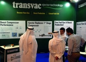 Ejector technology specialist Transvac was kept busy at this years Adipec exhibition as its zero-flare ejector solution gains traction with major operators.