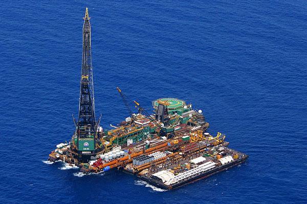 macedon gas field