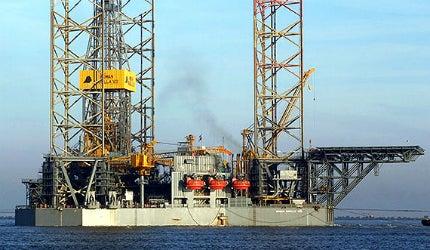 Bacchus oil field
