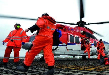 Damage control: CAA announces offshore helicopter safety review