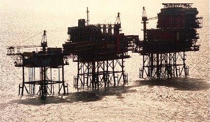 Cygnus Gas Field, UK Continental Shelf, North Sea