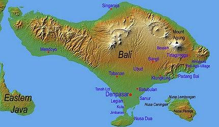 Terang Gas Field, Java Sea, Indonesia
