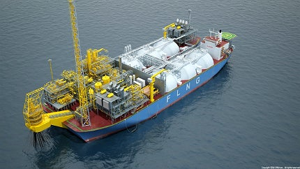 Tandem offloading: pushing FLNG further offshore