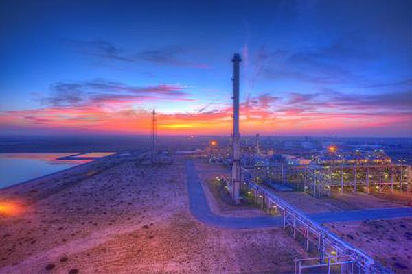 zora gas field development