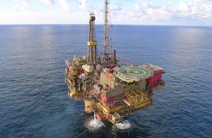 brent oil field