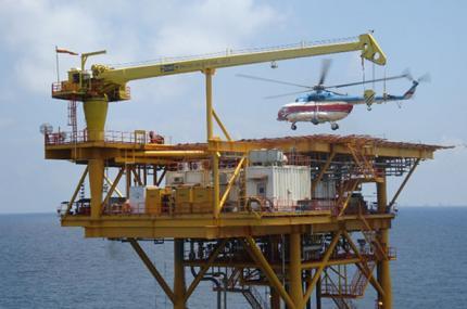 Ca Ngu Vang (CNV) Oil and Gas Field