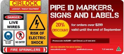 Cirlock September discount