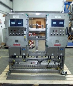 Ultra-compact ATEX Ex D UV treatment package