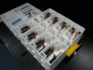 3D model of new modular TLQ.