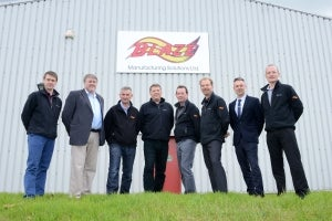 Key appointments in Blaze Manufacturing Solutions
