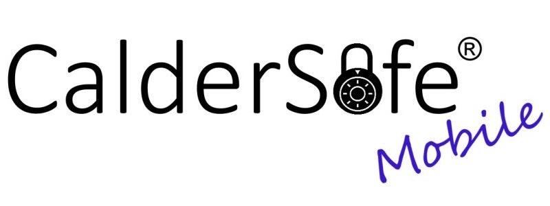 caldersafe mobile logo