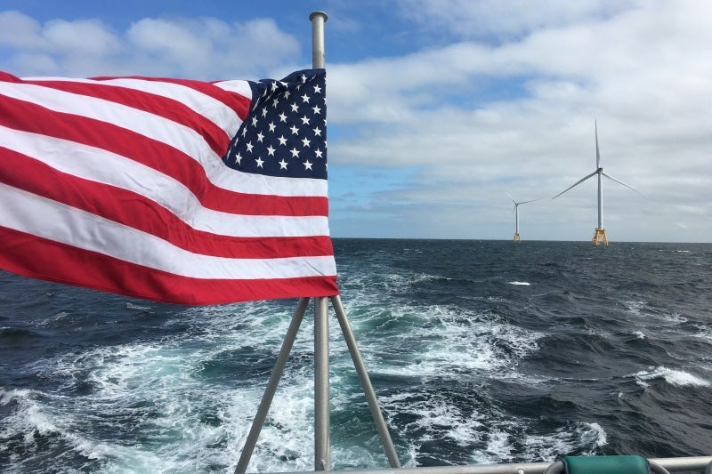 US offshore power