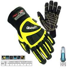 Deep Grip Winter gloves.