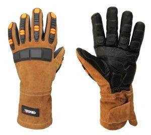 anti-vibration welding gloves