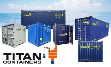 Titan Containers