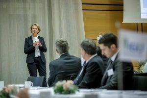 DNV CEO Elisabeth Torstad