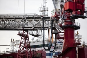 Classification of offshore gangways
