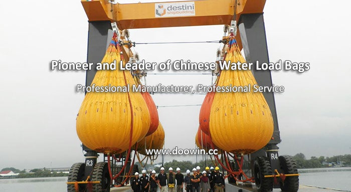 water load bags