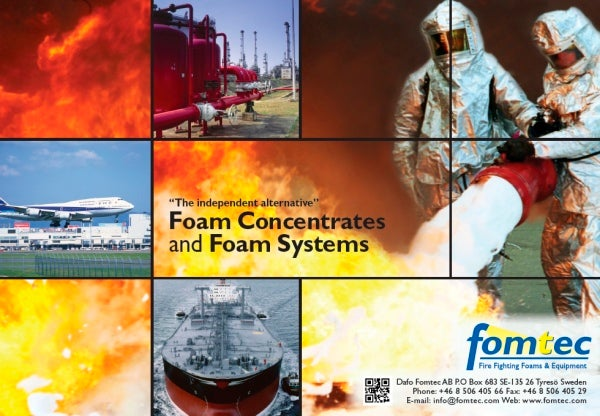 Foam concetrates and foam systems