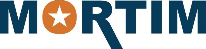 MORTIM logo