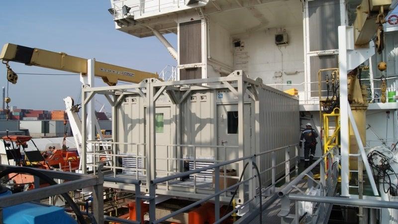 ELA Container Offshore Living Quarters