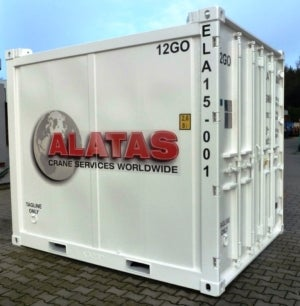 Atala container