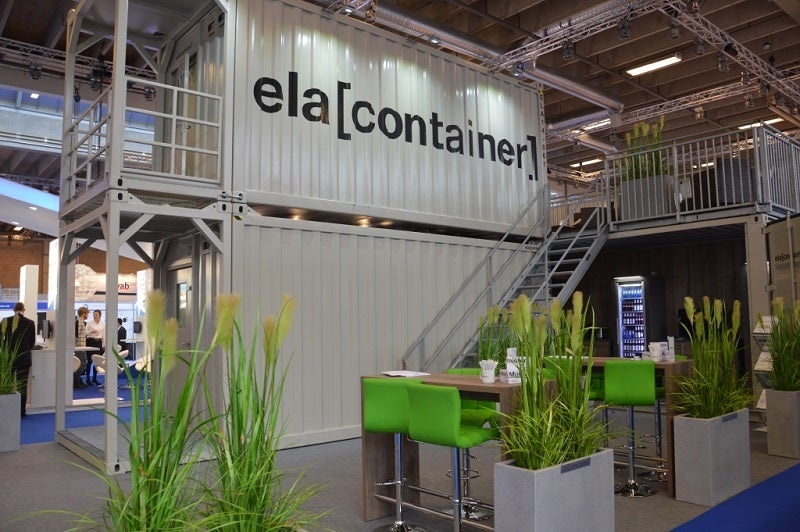 ELA Container at ONS 2016
