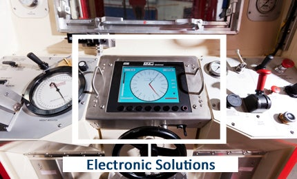 Data loggers, wireline electronics, rig intercoms, video monitoring systems