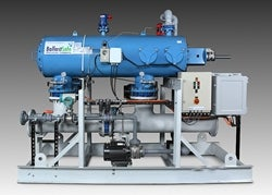 Filtersafe ballast water treatment system