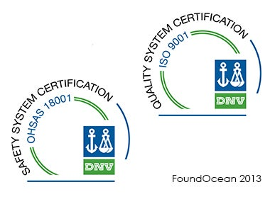 DNV Accreditations