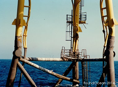 offshore strengthening, modification and repair services