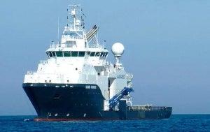 Deepsea lifting rope