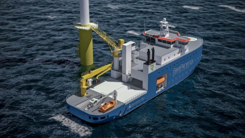 searenergy vessel