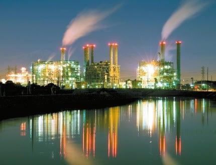 oil gas burners