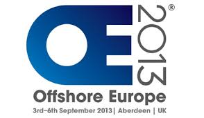 Offshore Europe 2013