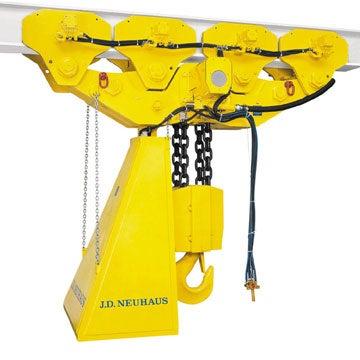 air operated hoist