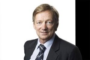 Lesjöfors Group CEO Kjell-Arne Lindebäck