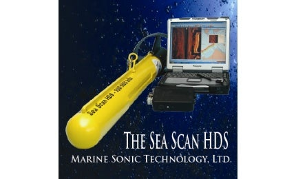 Sea Scan HDS