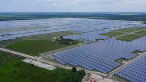 Europe's largest solar farm with Nexans photovoltaic cables