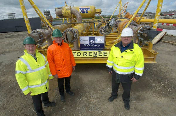 NorSea Wins Decomissioning Contract