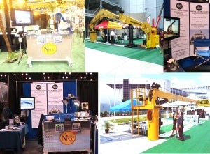 North Pacific Trade show in 2013