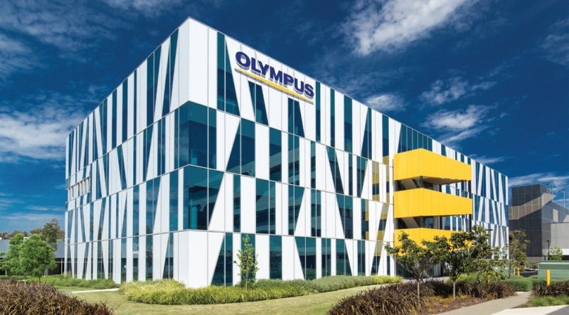 olympus australia headquarters