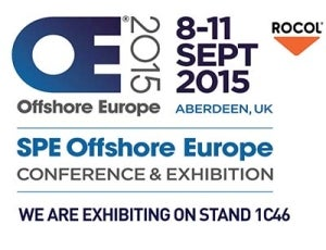 ROCOL at Offshore Europe 2015
