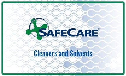 Cleaners and solvents