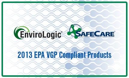 2013 EPA VGP Compliant Products