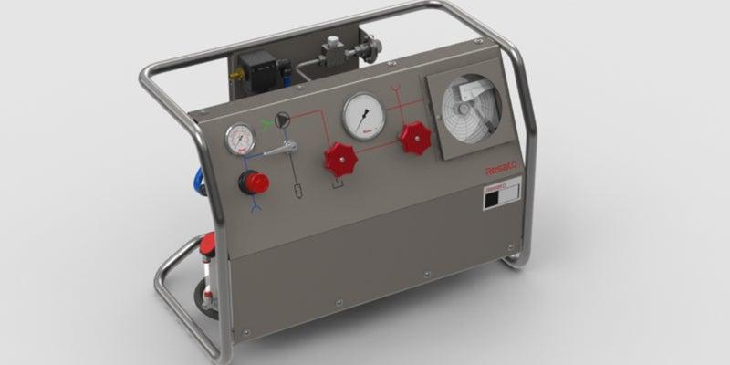 portable high-pressure power pack