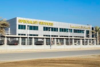 Group HQ change to Dubai